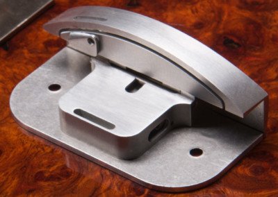 Aircraft Hasp Latch