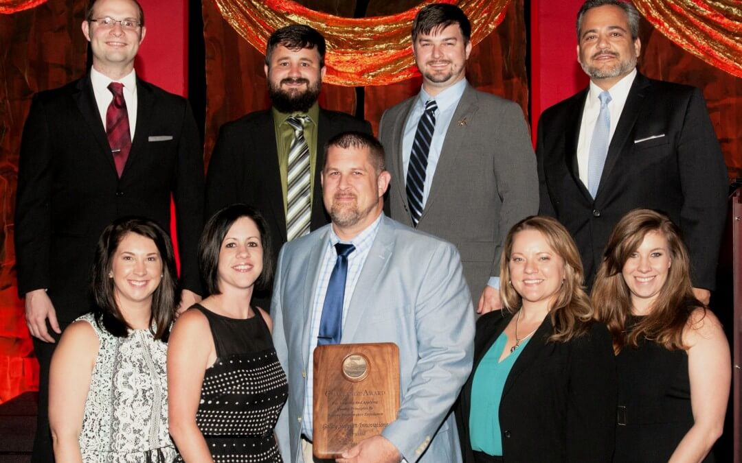 GALLEY LATCH MANUFACTURER RECEIVES GOVERNOR'S QUALITY AWARD